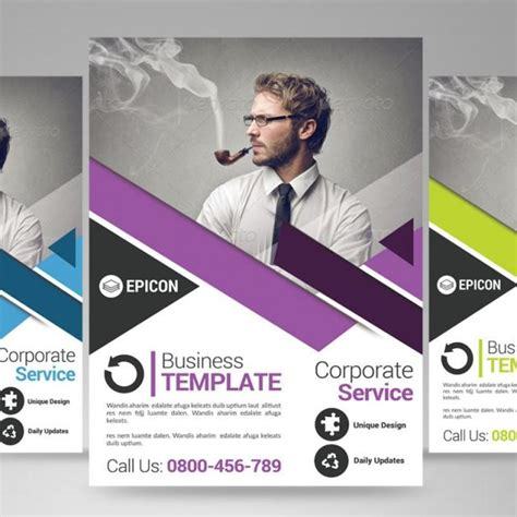 business flyer template template     pngtree