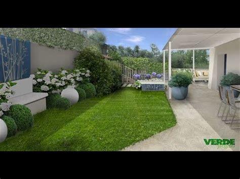 organizzare un giardino come progettare un giardino moderno e accogliente 34