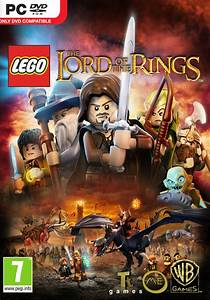Geek Squad City Lego Lord Of The Rings Pc Zavvi Com