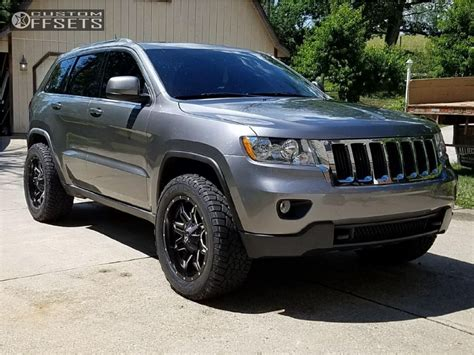 2011 jeep grand cherokee tires 2011 jeep grand cherokee fuel lethal rocky road outfitters