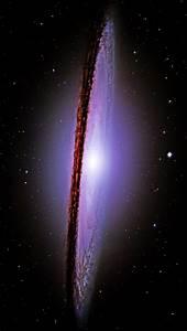 The Majestic Messier-104 (M-104) Sombrero Galaxy; Hubble ...