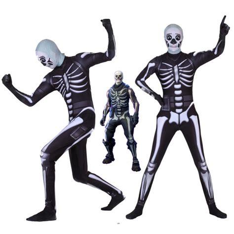 fortnite skull trooper costumes