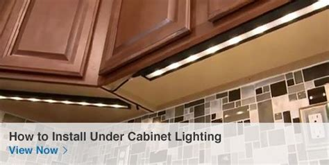 how to hide under cabinet lighting wires shop under cabinet lighting at lowes com