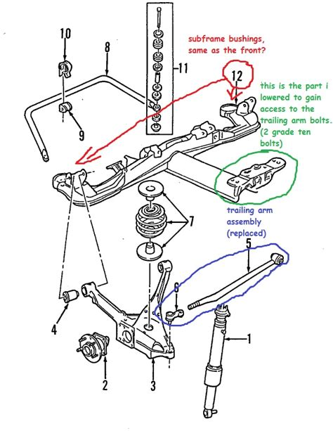 Supercharged Buick Riviera Wiring Diagram by Rear End Sway And Vibration Issues Gm Forum Buick
