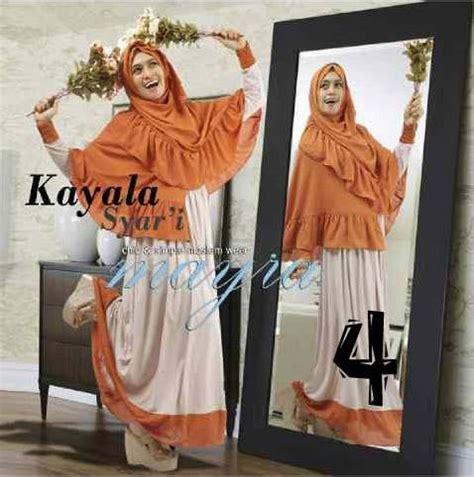 baju muslim kayala syar i kayala by mayra 4 baju muslim gamis modern