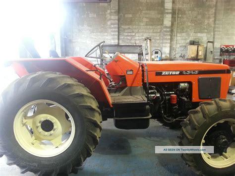 zetor tractor