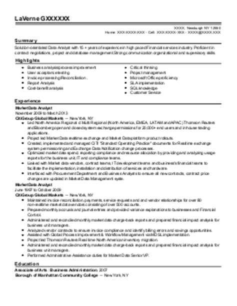 Data Quality Manager Resume by Senior Data Quality Analyst Resume Exle Corelogic Fort Mill South Carolina