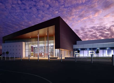 riverbank high school darden architects archdaily