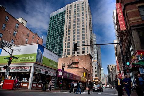 In Boston's Chinatown, Longtime Residents Face An Uncertain Future