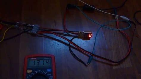 kabel charger re emf charger by rene test kabel durch den ringkern