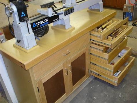 wood lathe stand plans woodworking projects plans