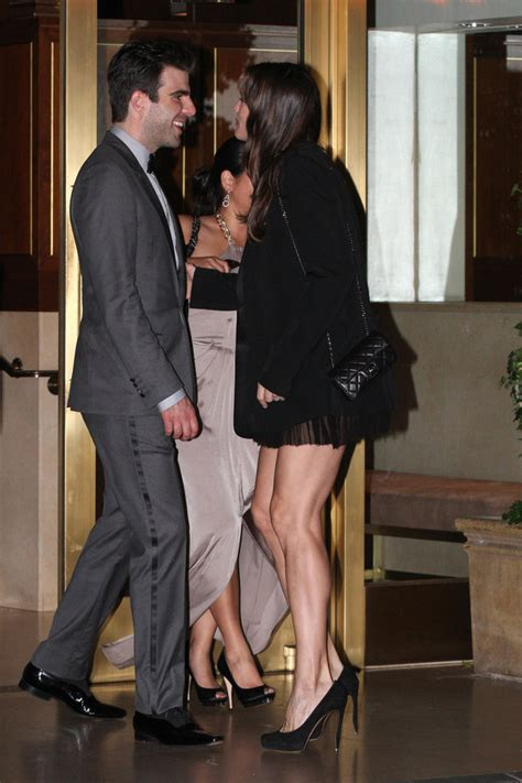 zachary quinto hotel zachary quinto leaves sunset towers hotel in los angeles