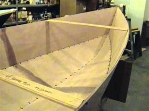 Stitch And Glue Fishing Boat Plans by Tango Skiff Xl Stitch And Glue Okoume Wooden Boat How To
