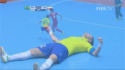 Match 39 Brazil V Iran  Fifa Futsal World Cup 2016 Youtube