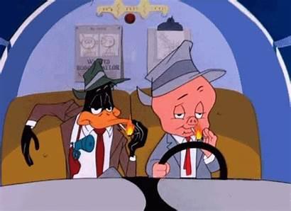 Smoking Daffy Porky Cartoon Characters Cartoons Smoke