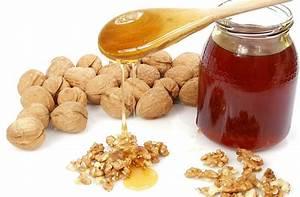 Рецепты от потенции грецкий орех и мед