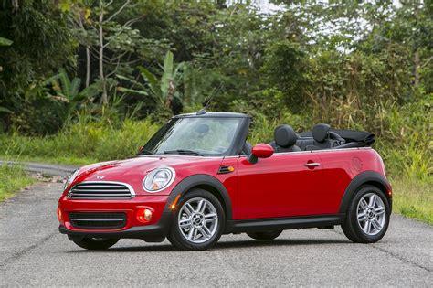Mini Cooper Convertible : 2014 Mini Cooper Reviews And Rating