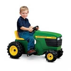 Garden Tractor Attachments Accessories by John Deere Model 4300 Plastic Pedal Tractor Rungreen Com