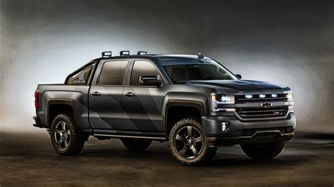 chevrolet silverado concept wallpaper hd car