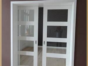 Schiebetüren Aus Glas : holz schiebet ren innenbereich la87 hitoiro ~ Sanjose-hotels-ca.com Haus und Dekorationen