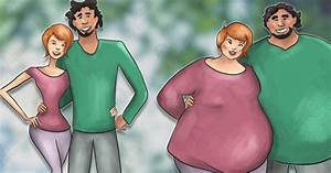 People In Happy Relationships Tend To Get Fat  Recent Study Says