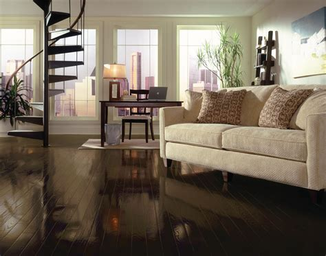 floor l for living room living room with dark wood floors homesfeed