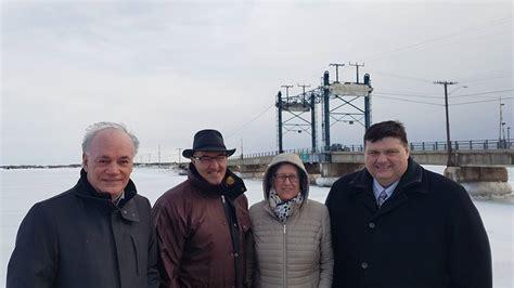 annonce chambre de commerce annonce du 27 février pour le pont entre lamèque et