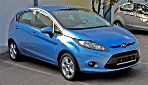 Ford Fiesta 7 : file ford fiesta mk7 2008 front jpg wikimedia commons ~ Melissatoandfro.com Idées de Décoration