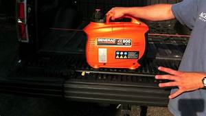 Generac Ix800 Generator    Inverter - Review