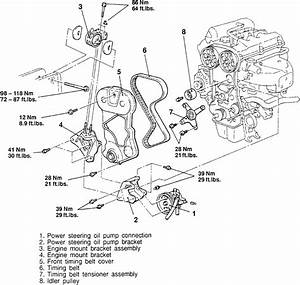 2004 Sebring 2 7 Engine Diagram Alternator  2004  Free