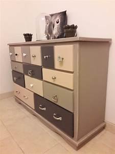 tutoriel relooker une grande commode en pin pour en faire With relooker un meuble en pin