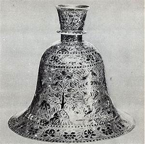 Enigma, Of, Ancient, Bell-shaped, Metal, Vase, Found, In, Solid, Sedimentary, Rock