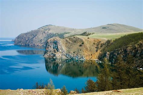 Imagine The World: Beautiful Baikal lake - Summer
