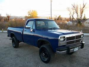 1992 Dodge Ram W