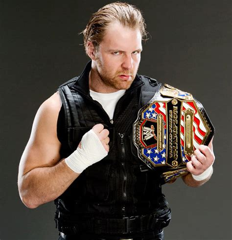 heres dean ambrose married status net worth real  info