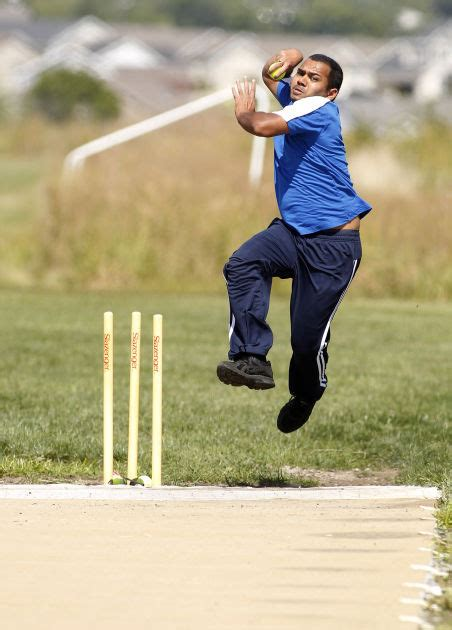 cedar valley cricket club swings for higher profile local news wcfcourier