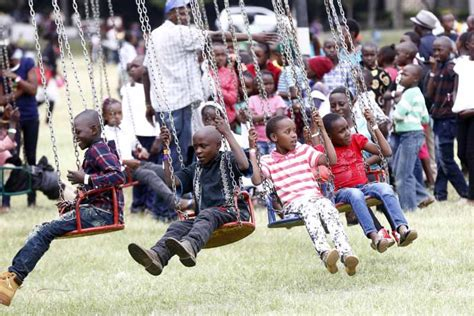 Spend Time With Your Child, Parents Told