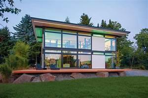HUF HAUS Modum - New Prefab House Concept for Intelligent