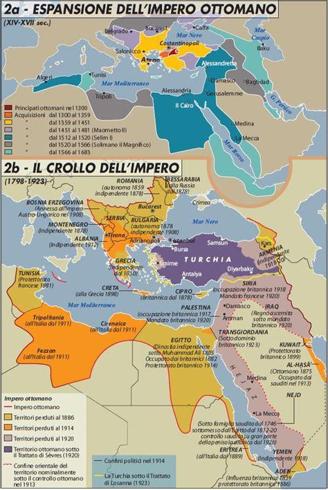 Impero Ottomano Prima Mondiale Espansione Dell Impero Ottomano Il Crollo Dell Impero