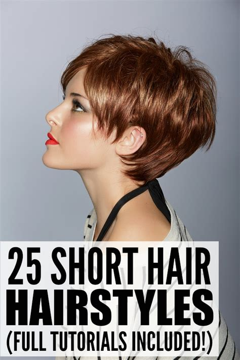 25 short hairstyles for women