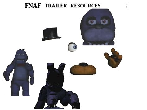 FNAF Trailer Resources by FredbearTheAnimatron on DeviantArt