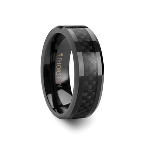 The Modern Style Of Tungsten Carbide Wedding Bands