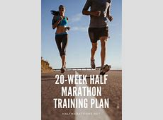 20Week Half Marathon Training Schedule – HalfMarathonsNet