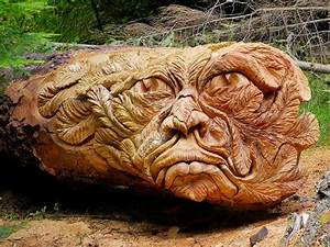 wood carving unique art that requires high expertise ~ art