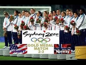 USWNT v. Norway - 2000 Sydney Olympics Final Gold Medal ...