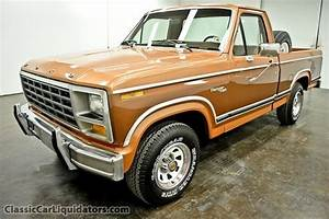 1981 Ford F