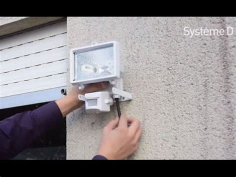 Comment Installer Un Projecteur Exterieur Comment Installer Un Projecteur Ext 233 Rieur 224 D 233 Tecteur De