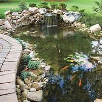 interesting patio pond design ideas 67 Cool Backyard Pond Design Ideas - DigsDigs