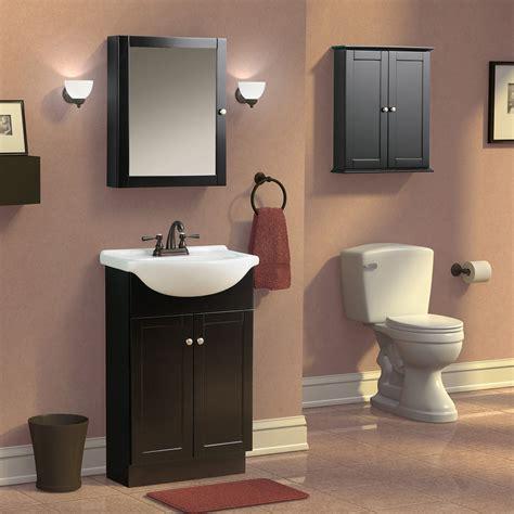 Espresso Bathroom Cabinets by Foremost Columbia 19 In Espresso Bathroom Medicine