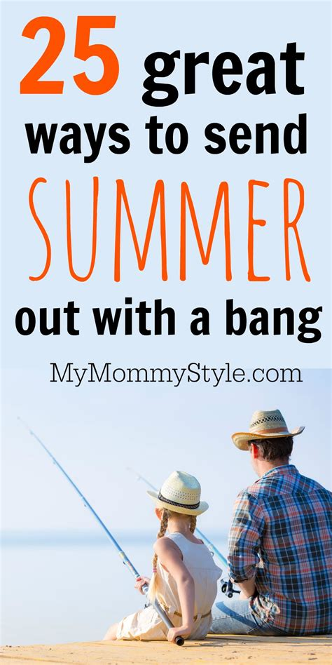 25 Great Ways To Send Summer Out With A Bang  My Mommy Style. How To Grow Mlm Business Lga Airport Terminal. How To Advertise On The Internet. Christmas Website Design Self Storage Phoenix. Teacher Requirements Florida. Sprint Call Center Charlotte Nc. How To Become Certified Electrician. Barclay Mastercard Login Trendnet Router Login. Board Of Equalization Account Number